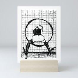 asc 854 - La tour d'impesanteur (Free fall) Mini Art Print