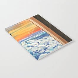 Above The Clouds Notebook