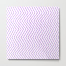 KAYA ((lilac)) Metal Print