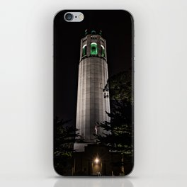 Coit Tower iPhone Skin