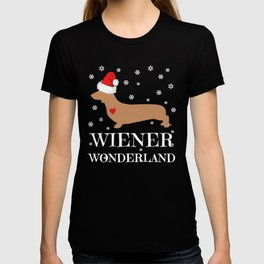 Wiener Wonderland T-shirt