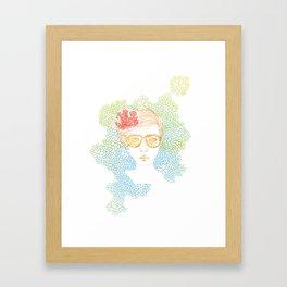 Everlasting peavine Framed Art Print