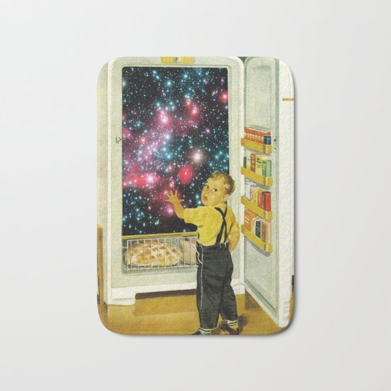 No More Galaxies for Today, Timmy! Bath Mat