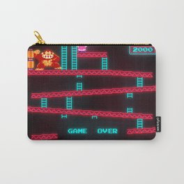 GAME OVER Carry-All Pouch