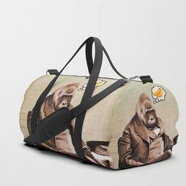 Gorilla My Dreams Duffle Bag