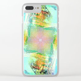 Encantos Clear iPhone Case