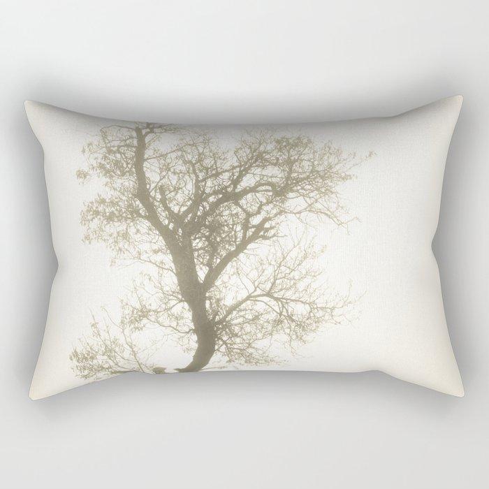 Zen tree II Rectangular Pillow