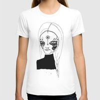 tulip T-shirts featuring Tulip by Isabella Smith