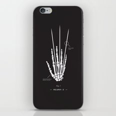 Weapon-X iPhone & iPod Skin
