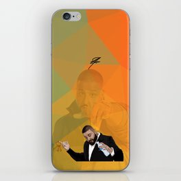 Dj khaled and the keys to success iPhone Skin