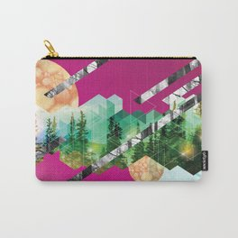 Gift Wrap Two Carry-All Pouch
