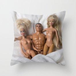 Guys'n Gals Throw Pillow