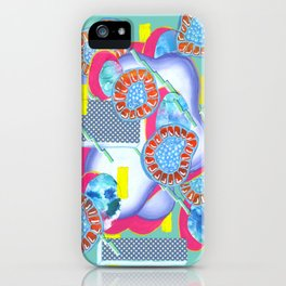 Alien Organism 28 iPhone Case