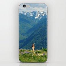 Nature's Calling iPhone & iPod Skin