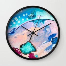 Ballie Rockpool 1 Wall Clock