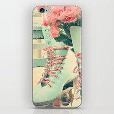 pretty skates iPhone & iPod Skin