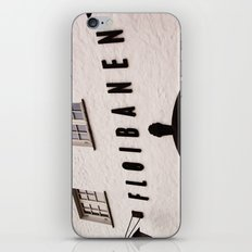 Fløibanen I iPhone & iPod Skin