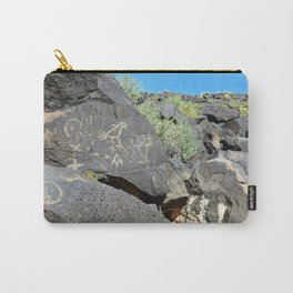 Among Ancients Carry-All Pouch