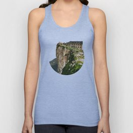 Cliff Dwellers  Unisex Tank Top