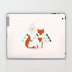 Fox in the mountain Laptop & iPad Skin