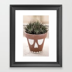 Loco Lope Framed Art Print