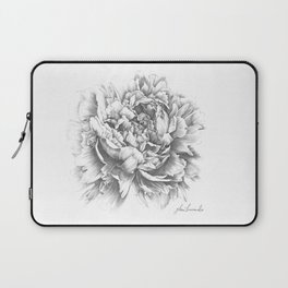 Peony In the Name of Love  Laptop Sleeve