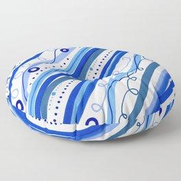 Blue Ribbon Prize Floor Pillow