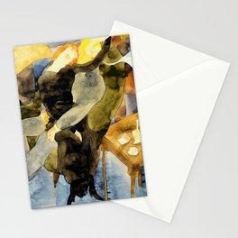 Lula and Alva Schon - Digital Remastered Edition Stationery Cards