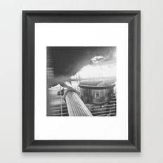 AFTERNOON FEELINGS 3 Framed Art Print