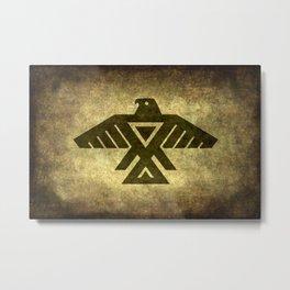 Thunder bird or Power bird Metal Print