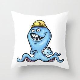 Krol Throw Pillow