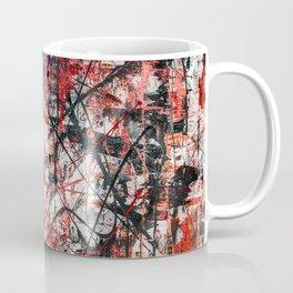 Imogene in Red Coffee Mug