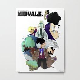 Ch 1 - Midvale Metal Print