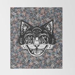 The Creative Cat Throw Blanket
