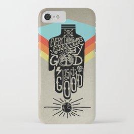 It's Good iPhone Case