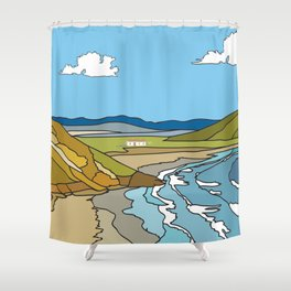 Donegal Shower Curtain