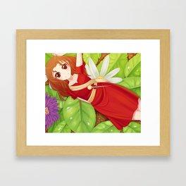 The Secret World of Arrietty Framed Art Print
