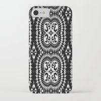 om iPhone & iPod Cases featuring Om by MandalaHealingArt