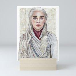 f a r e w e ll Mini Art Print