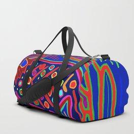 San Blas Island Kuna Tiger Duffle Bag