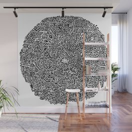 Inner Workings Wall Mural