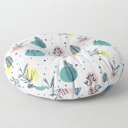 Woodland Pop Forest Floor Pillow