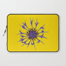 Thin blue flames Laptop Sleeve