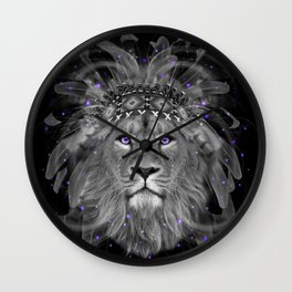 Don't Define Your World (Chief of Dreams: Lion) Tribe Series Wall Clock