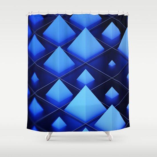 mr. sandman Shower Curtain