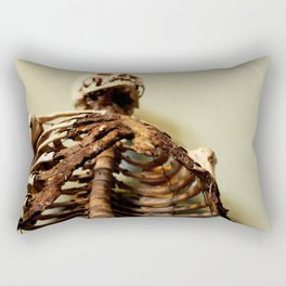 Foley Skeleton Rectangular Pillow