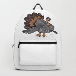 Fall Turkey Backpack