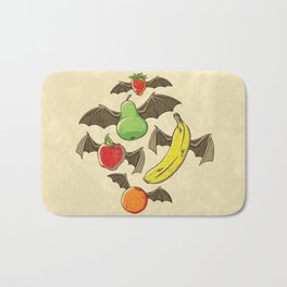 Fruit Bats Bath Mat