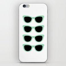 Sunglasses #5 iPhone & iPod Skin