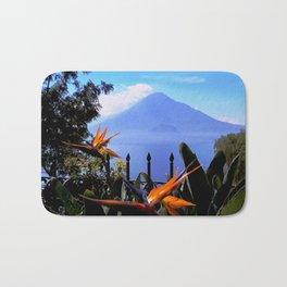Lago Atitlan, Guatemala Bath Mat
